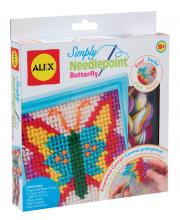 Набор для вышивания Бабочка ALEX