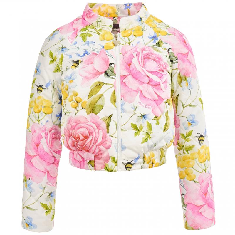 Piccino Bellino Бомбер Королевские розы бомбер printio мода 2017