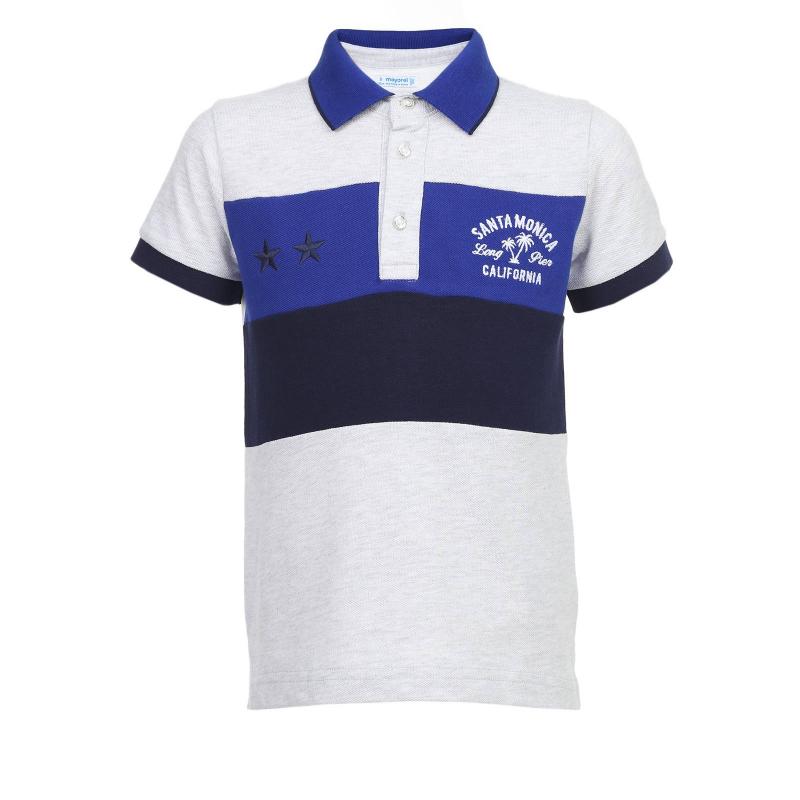MAYORAL Рубашка-поло printio рубашка поло с полной запечаткой