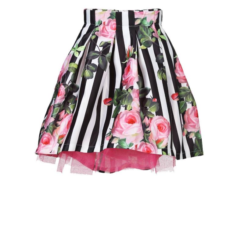Stilnyashka Юбка юбка в складку printio сад земных наслаждений