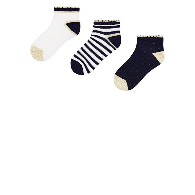 MAYORAL Комплект носков 3 пары комплект носков 3 пары infinity kids