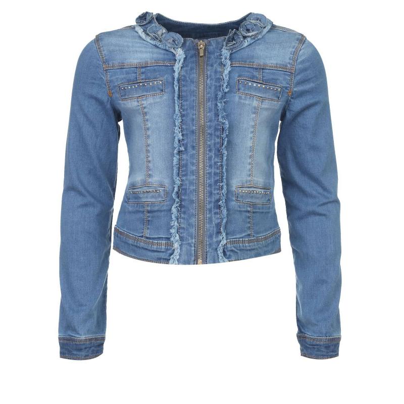 MAYORAL Джинсовая куртка freequent джинсовая куртка freequent alba модель 284061140