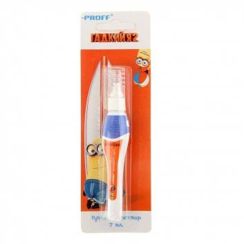 Корректирующая жидкость в карандаше 7мл Гадкий Я
