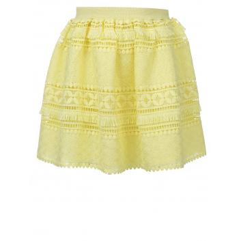 Девочки, Юбка MAYORAL (желтый)106055, фото