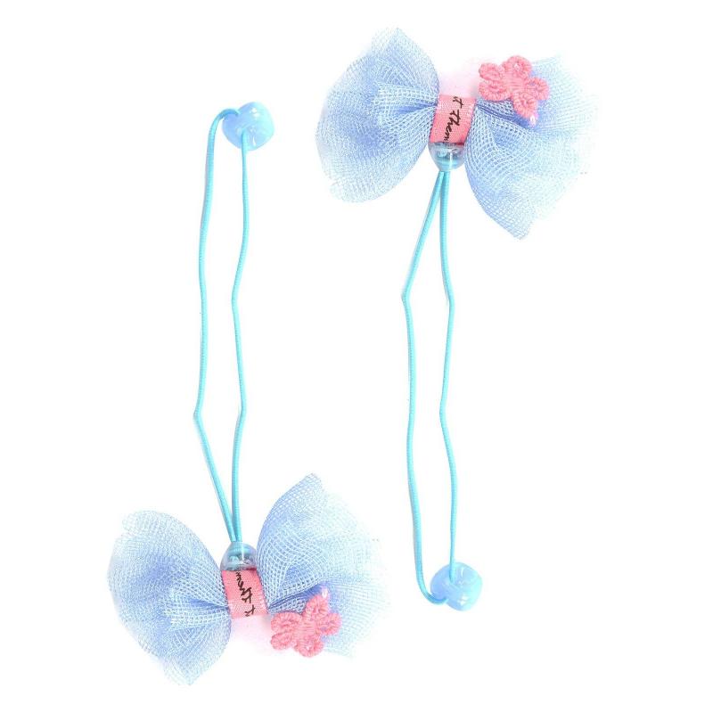 Комплект резинок для волос Крылья бабочки 2 шт