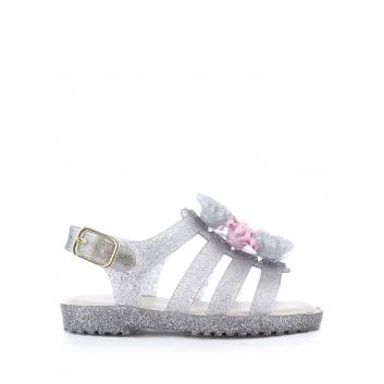 Обувь, Босоножки Worldcolors (серый)120503, фото