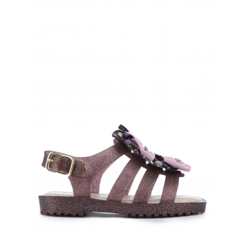 Обувь, Босоножки Worldcolors (коричневый)120490, фото