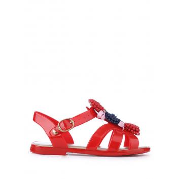 Обувь, Босоножки Worldcolors (красный)120560, фото