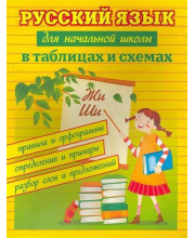 Русский язык для начальной школы в таблицах и схемах Курганов С.Ю. ТД Феникс