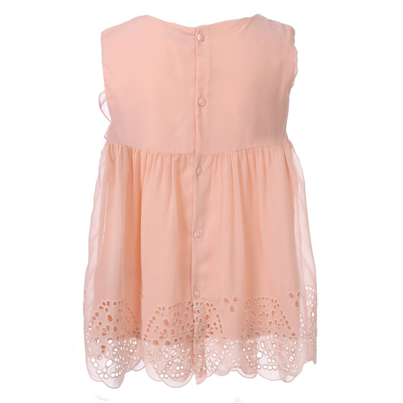 Блузка Персикового Цвета