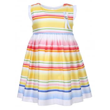 Девочки, Платье MAYORAL (желтый)102553, фото