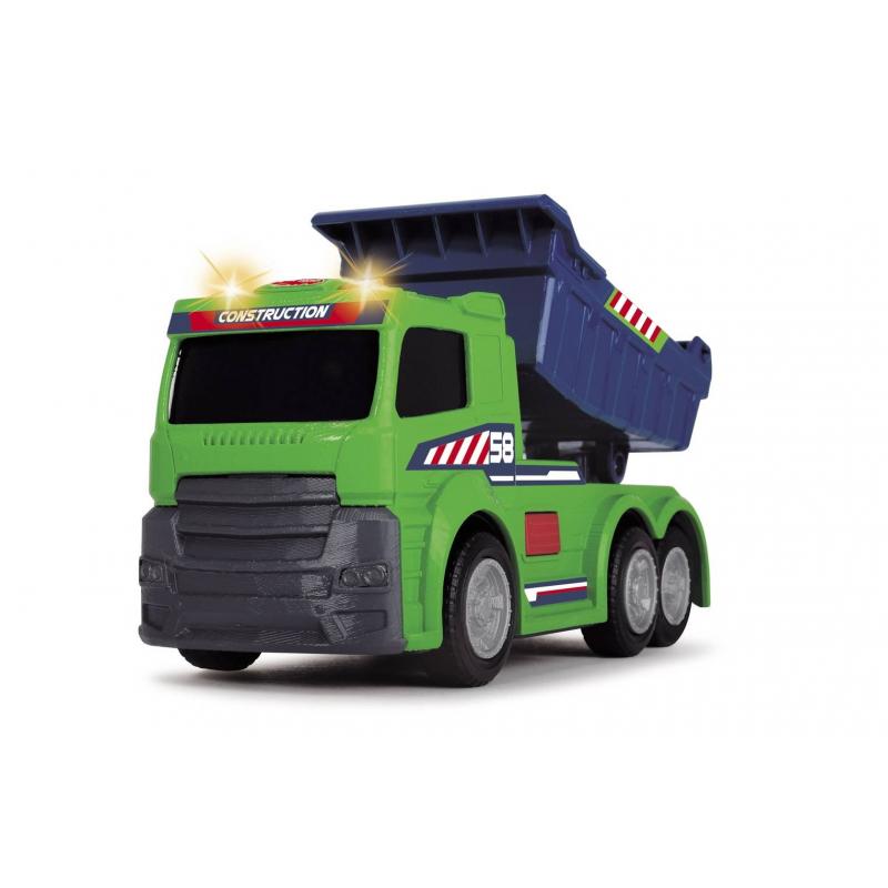 Dickie Toys Игрушка Грузовик со светом и звуком dickie грузовик со светом и звуком 15см 3302005