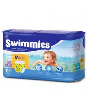 Трусики для плавания Swimmies 12+ кг 11 шт