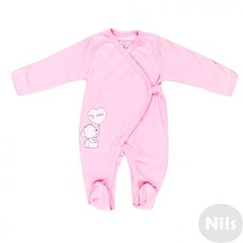 Малыши, Комбинезон Nice-Kid (розовый)618613, фото