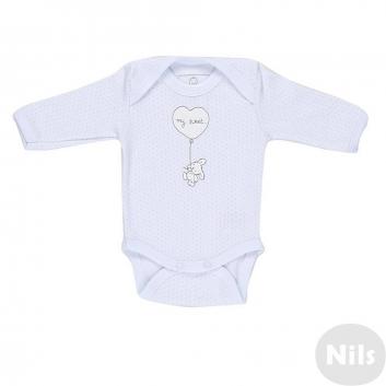Малыши, Боди Nice-Kid (голубой)618677, фото