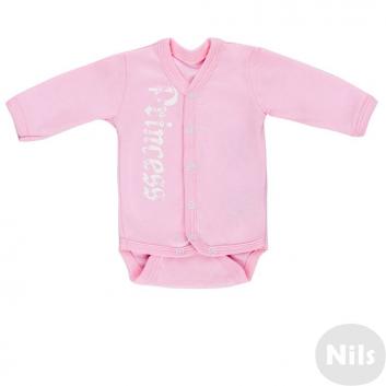Малыши, Боди Nice-Kid (розовый)618745, фото