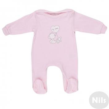 Малыши, Комбинезон Nice-Kid (розовый)618632, фото
