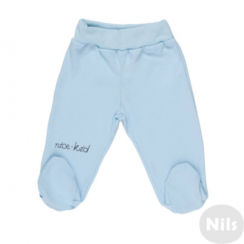 Малыши, Ползунки Nice-Kid (голубой)618834, фото