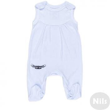 Малыши, Полукомбинезон Nice-Kid (белый)618877, фото