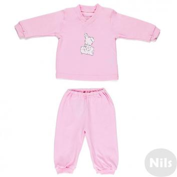 Малыши, Комплект Nice-Kid (розовый)618893, фото