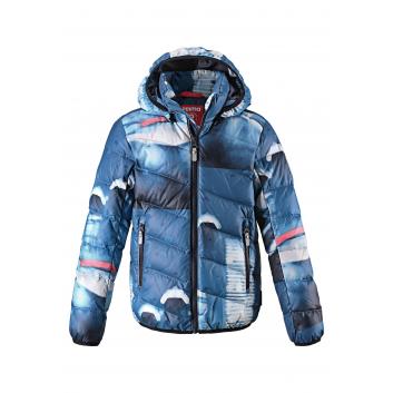 Мальчики, Куртка Soren REIMA (синий)147741, фото