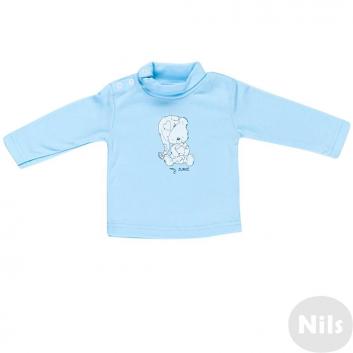Малыши, Водолазка Nice-Kid (голубой)618769, фото
