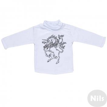 Малыши, Водолазка Nice-Kid (белый)618804, фото
