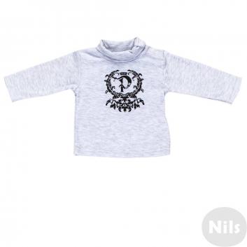 Малыши, Водолазка Nice-Kid (серый)618799, фото