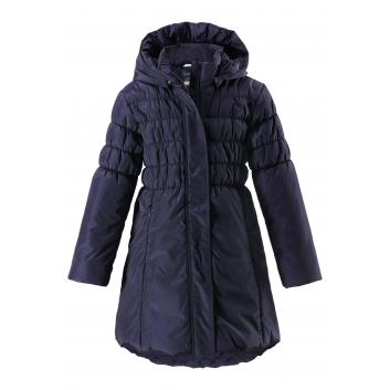 Пальто LASSIE, цвет темносиний, артикул 150346, фото, цены - купить в интернет-магазине Nils в Москве