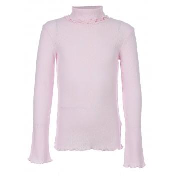 Девочки, Водолазка Снег (розовый)151770, фото
