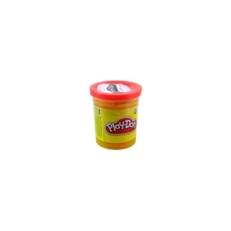 Пластилин 1 банкаПластилин коралловогоцвета от бренда Play-Doh - уникальный и безопасный пластилин для развивающей лепки. Закончился любимый цвет в наборе Play-Doh? Не беда, ведь баночку любого цвета можно купить отдельно!<br>Пластилин Play-Doh - удивительный, его любят как дети, так и мамы во всем мире. Пластилин Плей До имеет яркий сочный цвет, очень пластичен, абсолютно безопасен, ведь состоит он из пшеничной муки, воды и соли, а в качестве красителей используются исключительнопищевые красители. Кроме того, цвета Play-Doh легко смешиваются между собой, не оставляют следа на пальчиках и одежде, а еще пластилин имеет приятный ванильный аромат. Готовая поделка из пластилина быстро застывает, а использованный пластилин можно использовать вновь и вновь, просто смочив его водой! Баночка имеет герметичную крышку, а цвет крышки в тон пластилину поможет малышу не перепутать цвета.<br>Лепка развивает творческие способности у малыша, пространственное мышление, мелкую моторику рук, помогает изучать цвета и знакомиться с различными формами.<br>Размер упаковки:7х7х8 см<br>Вес: 130 г<br><br>Цвет: Коралловый<br>Возраст от: 2 года<br>Пол: Не указан<br>Артикул: 619912<br>Страна производитель: Китай<br>Бренд: США<br>Размер: от 2 лет