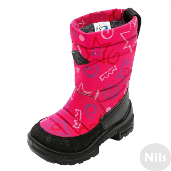 Обувь, Сапоги Kuoma (малиновый)512106, фото