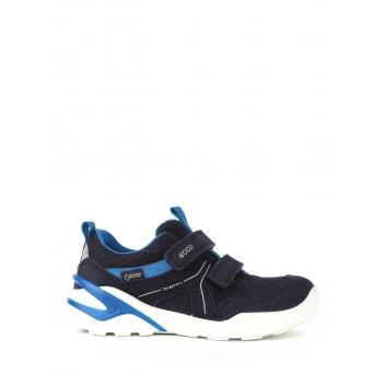 Обувь, Кроссовки ECCO (темносиний)155432, фото