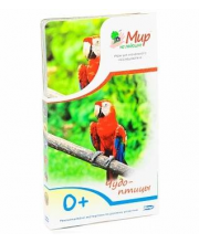 Набор карточек Чудо-птицы 25 шт Умница