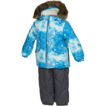Верхняя одежда, Комплект Noelle 1 2 предмета Huppa (голубой)521783, фото