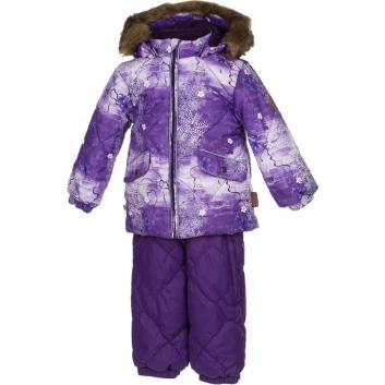 Девочки, Комплект Noelle 1 2 предмета Huppa (фиолетовый)521790, фото