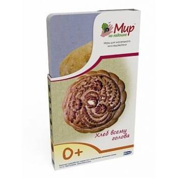 Книги и развитие, Набор карточек Хлеб всему голова 25 шт Умница 619996, фото