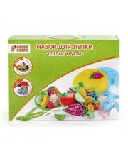Набор для лепки Спелые фрукты Color Puppy