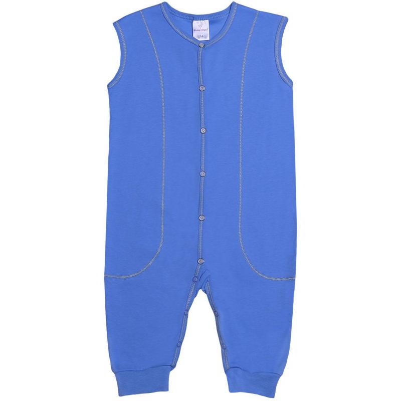 ПолукомбинезонПолукомбинезонжелто-голубого цвета марки Мамуляндия для мальчиков. Полукомбинезон безрукавоввыполнен из хлопкового трикотажа голубого цвета. Удобная кнопочная застежка проходит спереди по всей длине, а также по шаговому шву.<br>Большемерит на размер.<br><br>Размер: 9 месяцев<br>Цвет: Голубой<br>Рост: 74<br>Пол: Для мальчика<br>Артикул: 620875<br>Страна производитель: Россия<br>Сезон: Всесезонный<br>Состав: 100% Хлопок<br>Бренд: Россия<br>Вид застежки: Кнопки