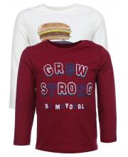 Комплект футболок с длинным рукавом 2 шт MAYORAL
