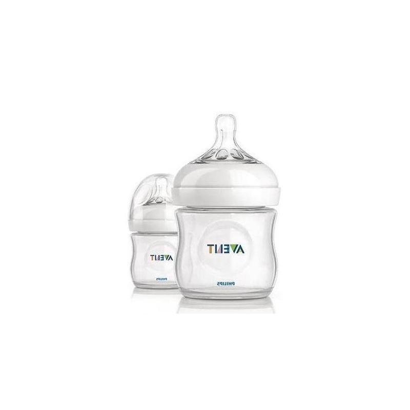 Philips Avent Бутылочка для кормления 125 мл 2 шт avent бутылочка для кормления avent natural pp 125 мл