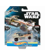 Машинка Hot Wheels Star Wars X-WING FIGHTER Mattel