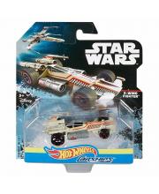 Машинка Hot Wheels Star Wars X-WING FIGHTER Mattel