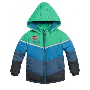 Мальчики, Куртка PELICAN (зеленый)505842, фото