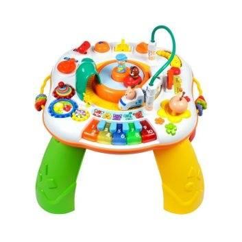 Игрушки, Мультифункциональный игровой столик Мир приключений Жирафики 523362, фото