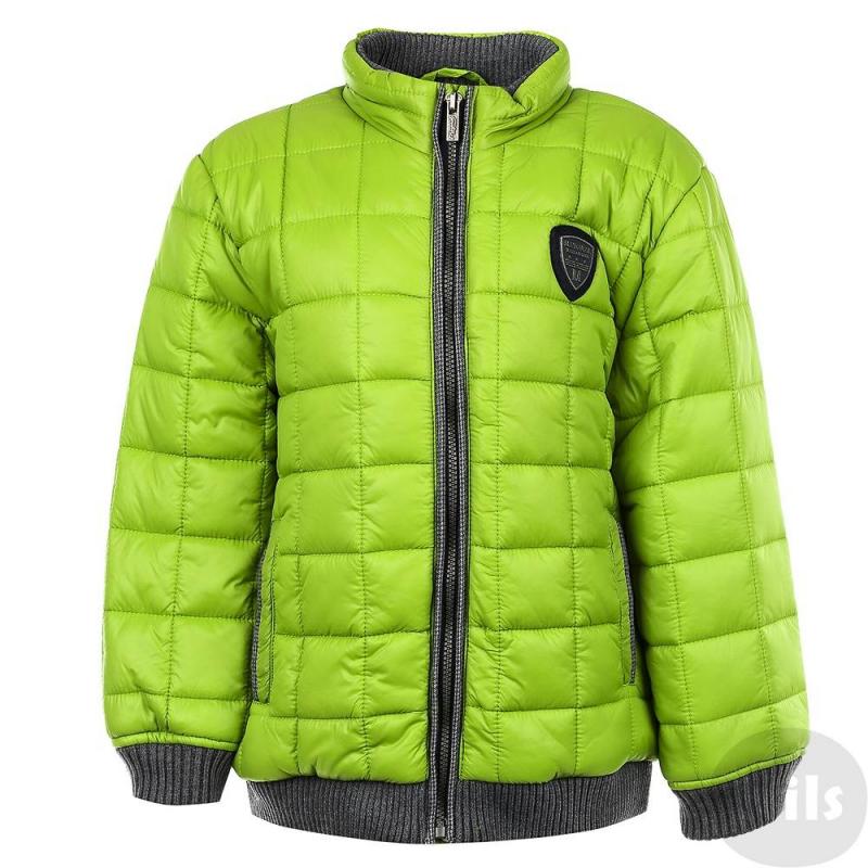 КурткаКуртка светло-зеленого цвета марки MAYORAL для мальчиков. Курткас легким утеплением на флисовой подкладке застегивается на молнию, на поясе два удобных кармана. Манжеты, воротник, край капюшона иниз куртки дополнены трикотажной резинкой. На груди куртки декор из вышитых надписей и логотип бренда.<br><br>Размер: 8 лет<br>Цвет: Зеленый<br>Рост: 128<br>Пол: Для мальчика<br>Артикул: 620511<br>Страна производитель: Китай<br>Сезон: Осень/Зима<br>Состав: 100% Полиамид<br>Состав подкладки: 100% Полиэстер<br>Бренд: Испания<br>Вид застежки: Молния<br>Наполнитель: 100% Полиэстер