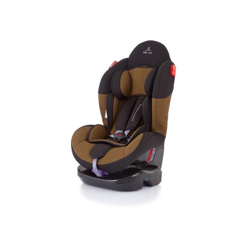Автокресло Sport Evolution BSO-S1 119CАвтокресло Sport Evolution BSO-S1 119C от бренда Baby Care.Стильное коричневое детское автокресло Sport Evolution от бренда Baby Care предназначено для детей в возрасте от рождения до семи лет.<br>Автокресло Sport Evolution имеет весовую категорию до 25 килограмм.Благодаря съемным пятиточечным ремням безопасности кресло легко устанавливается по ходу движения автомобиля. Литая чаша кресла, пятиточечные ремни безопасности и пластиковый каркас обеспечивают безопасность ребенка в пути. Спинка имеет увеличенную высоту и возможность фиксации в четырех разных положениях для удобства малыша. Качественные материалы обивки делают её устойчивой к эксплуатации, она легко снимается и стирается при необходимости. Подголовник регулируется по высоте.С таким креслом родители уверены, что их ребенок находится в безопасности!<br>Группа: 1-2 (9-25 кг)<br>Размеры: 92 х47 х 57 см<br>Вес кресла: 8 кг<br>Нагрузка: до 25 кг<br><br>Цвет: Коричневый<br>Возраст от: 0 месяцев<br>Пол: Не указан<br>Артикул: 621417<br>Страна производитель: Китай<br>Бренд: Польша<br>Размер: от 0 месяцев<br>Способ установки: По ходу движения<br>Способ крепления: Автомобильный ремень