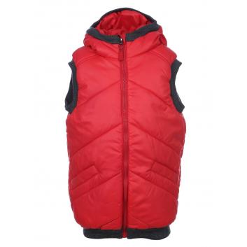 Верхняя одежда, Жилет ЁМАЁ (красный)163308, фото