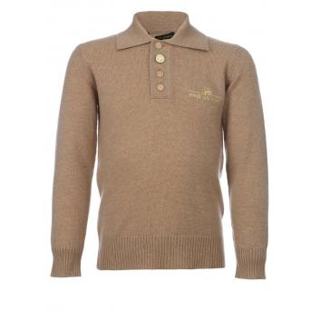Мальчики, Джемпер Small Silk Shirt (бежевый)162658, фото