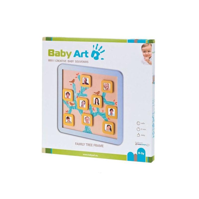 Baby Art Магнитная доска Семейное дерево
